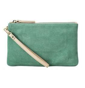 MightyPurse Wristlet With Built-In Charger - Mint
