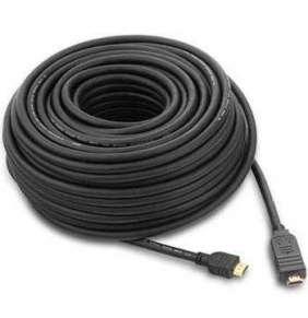 PREMIUMCORD Kabel HDMI 10m High Speed se zesilovačem 3x stíněný