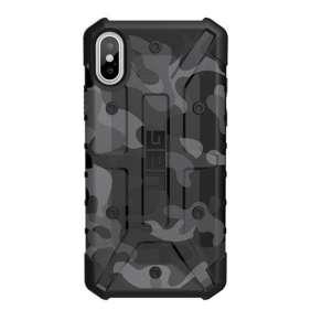 UAG kryt Pathfinder SE pre iPhone XS/X - Midnight Camouflage