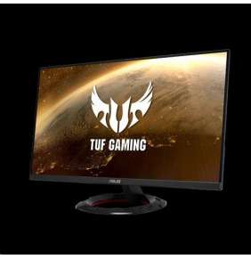 ASUS TUF Gaming VG249Q1R Gaming Monitor – 23.8 inch Full HD (1920 x 1080), IPS, Overclockable 165Hz(Above 144Hz), 1ms