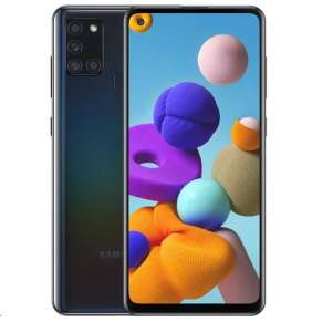 Samsung Galaxy A21s (A217), 64 GB, černá