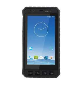 "Winmate E500RM8-4EBM - 5"" prům. ter. Cortex A53, 2GB/16GB, IP65, LTE, NFC, 1D/2D BCR, Android 7.0"