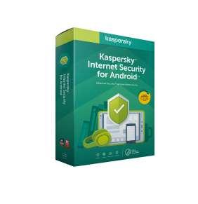 Kaspersky Internet Security Android 3x 1 rok Nová