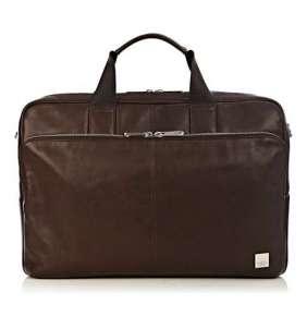 """Knomo taška Amesbury pre 15"""" Macbook - Brown"""