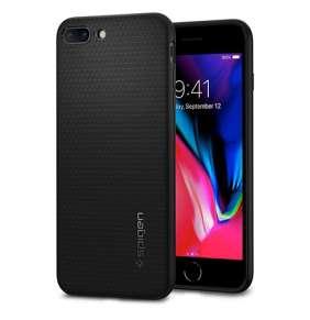 Spigen kryt Liquid Air pre iPhone 7 Plus/8 Plus - Black