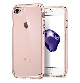 Spigen kryt Ultra Hybrid 2 pre iPhone 7/8/SE 2020 - Rose Crystal