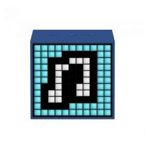 Divoom TimeBox mini LED Blue reproduktor