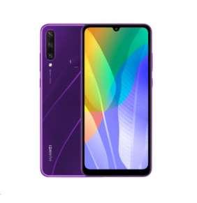 Huawei Y6p, Dual SIM, fialová