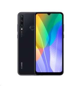 Huawei Y6p, Dual SIM, černá