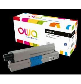 OWA Armor toner pro OKI 46490608, černá/black