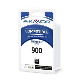 Armor ink-jet pro BROTHER LC--900BK, černá/black