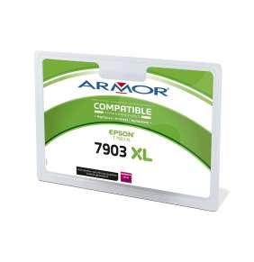Armor ink-jet pro EPSON C13T79034010, červená/mag.