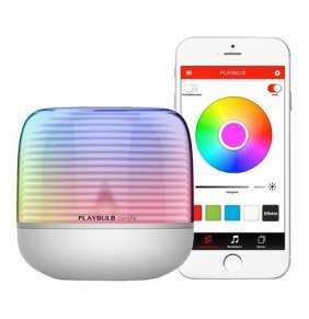 MiPow Playbulb Candle S Smart LED Bluetooth sviečka USB charger