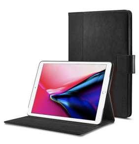 "Spigen puzdro Stand Folio pre iPad 9.7"" 2017/2018 - Black"