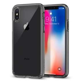 Spigen kryt Ultra Hybrid pre iPhone X/XS - Space Crystal