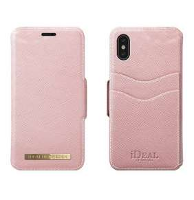 iDeal Fashion Wallet iPhone X/XS Pink