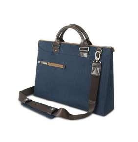 "Moshi taška Urbana Slim Briefcase pre Macbook 15"" - Bahama Blue"