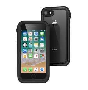 Catalyst kryt Waterproof case pre iPhone 8 - Stealth Black