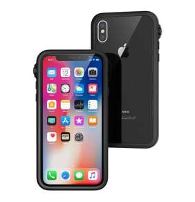 Catalyst kryt Impact Protection Case pre iPhone XS/X - Stealth Black