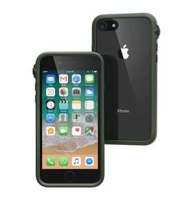 Catalyst kryt Impact Protection Case pre iPhone 8 - Army Green