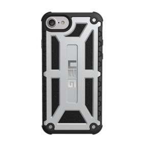 UAG kryt Monarch pre iPhone 8/7/6s - Platinum