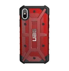 UAG kryt Plasma pre iPhone XS/X - Red