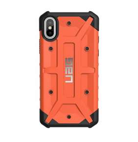 UAG kryt Pathfinder pre iPhone XS/X - Rust Orange