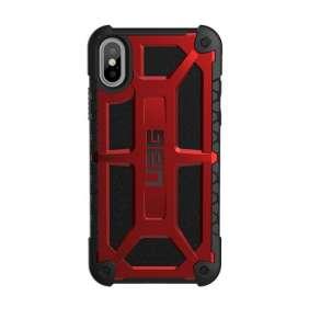 UAG kryt Monarch pre iPhone XS/X - Crimson