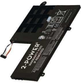 2-POWER Baterie 7,4V 4050mAh pro Lenovo Yoga 500-14ACL, 500-14IBD, 500-14ISK, 500-15ACL, 500-15IHW