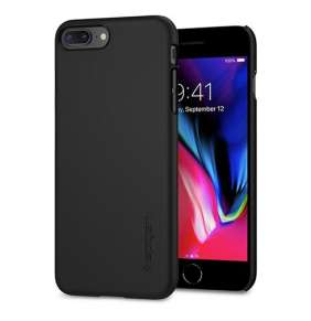 Spigen kryt Thin Fit pre iPhone 8 Plus - Black