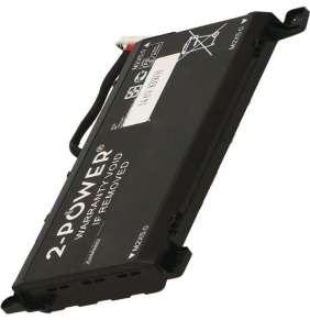 2-POWER Baterie 14,6V 5700mAh pro HP OMEN 17T-an00x, 17-an00x, 17-an01x