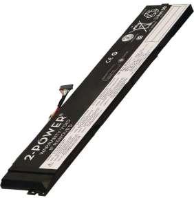 2-POWER Baterie 14,8V 3100mAh pro Lenovo ThinkPad S431, S440
