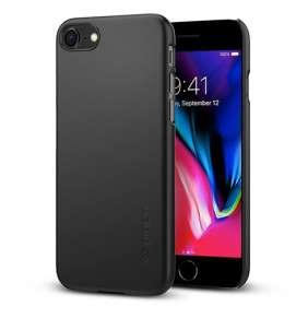 Spigen kryt Thin Fit pre iPhone 8 - Black