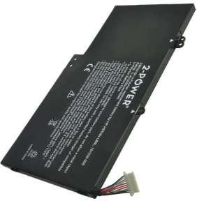 2-POWER Baterie 11,4V 3772mAh pro HP Pavilion 13-b10x, 13-b20x, 13-b23x, Envy 15T-u0xx X360