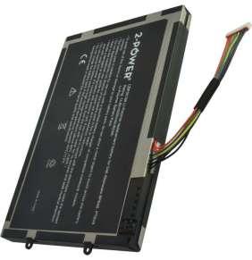 2-POWER Baterie 14,8V 4200mAh pro Dell Alienware M11x, M11x R2, M11x R3, M14x, M14x R2