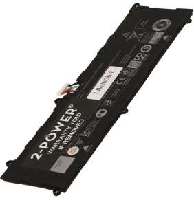 2-POWER Baterie 7,4V 5050mAh pro Dell Venue 11 Pro (7140)