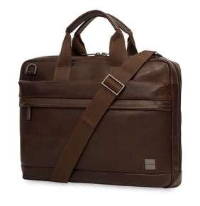 """Knomo taška Foster pre MacBook 13"""" - Brown"""