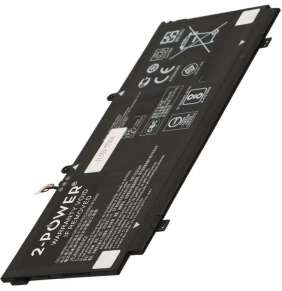 2-POWER Baterie 11,55V 5020mAh pro HP Spectre X360 13-ac00x, 13-ac02x, 13-ac04x, 13-ac06x, 13-w00x
