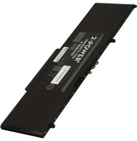 2-POWER Baterie 11,4V 7260mAh pro Dell Precision 3510