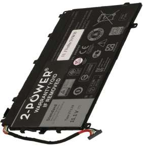2-POWER Baterie 11,1V 2700mAh pro Dell Latitude 13 2-in-1 (7350)