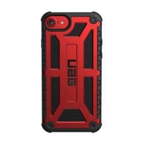 UAG kryt Monarch pre iPhone 8/7/6s - Crimson