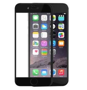 Devia ochranné sklo Full Screen pre iPhone 6/6s - Black frame