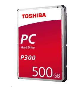 "Toshiba HDD Desktop P300  500GB, 3,5"", 7200rpm, 64MB, SATA 6GB/s, bulk"
