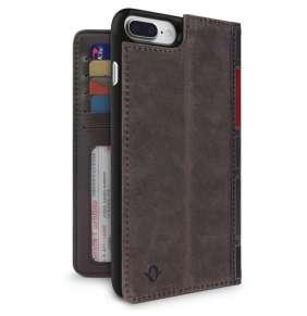 TwelveSouth puzdro BookBook pre iPhone 7 Plus/8 Plus - Brown