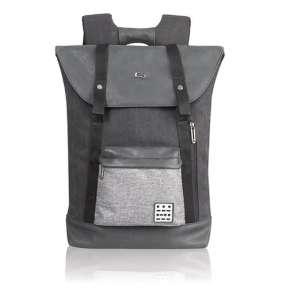 "Solo batoh Momentum Backpack 15.6"" - Black/Gray"