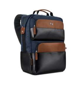"""Solo batoh East Hampton Backpack 15.6"""" - Blue"""