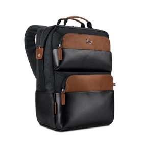 """Solo batoh East Hampton Backpack 15.6"""" - Black"""