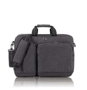 """Solo taška Duane Hybrid Briefcase 15.6"""" - Gray"""
