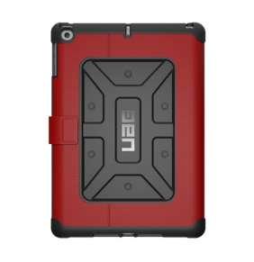 "UAG puzdro Metropolis pre iPad 9.7"" 2017/2018 - Magma Red"