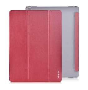 "Devia puzdro Light Grace pre iPad 9.7"" 2017/2018 - Rose Red"